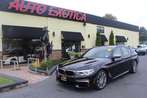 2018 BMW 5 Series for sale at Auto Exotica in Red Bank NJ