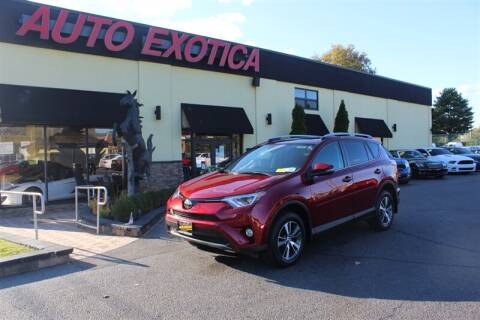 2018 Toyota RAV4 for sale at Auto Exotica in Red Bank NJ