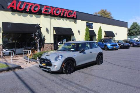 2019 MINI Hardtop 2 Door for sale at Auto Exotica in Red Bank NJ