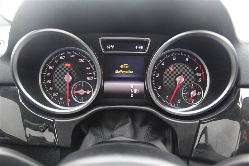 2016 Mercedes-Benz GLE for sale at Auto Exotica in Red Bank NJ