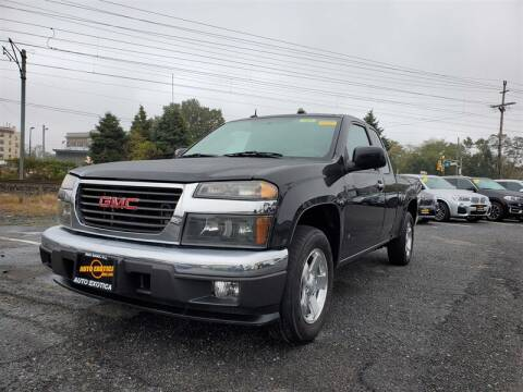 2009 GMC Canyon for sale at Auto Exotica in Red Bank NJ