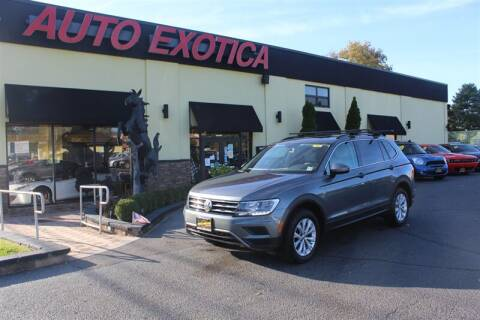 2019 Volkswagen Tiguan for sale at Auto Exotica in Red Bank NJ