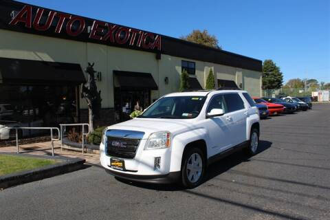 2010 GMC Terrain for sale at Auto Exotica in Red Bank NJ