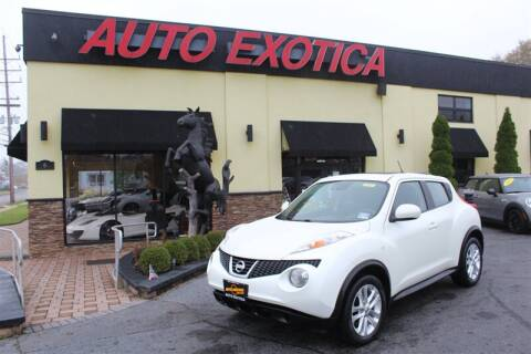2012 Nissan JUKE for sale at Auto Exotica in Red Bank NJ