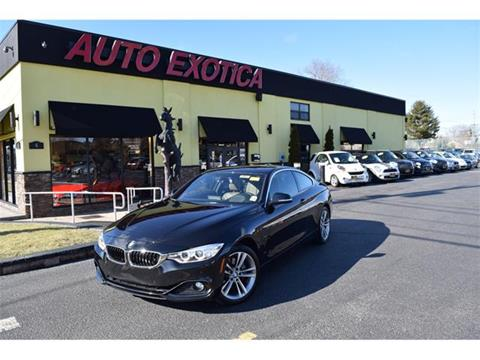 2016 BMW 4 Series for sale in Red Bank, NJ