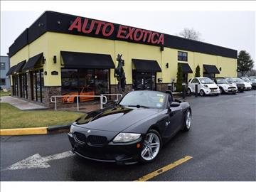 2006 BMW Z4 M for sale in Red Bank, NJ