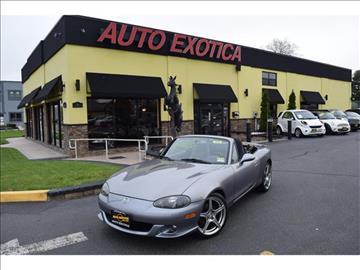 2004 Mazda MAZDASPEED MX-5 for sale in Red Bank, NJ