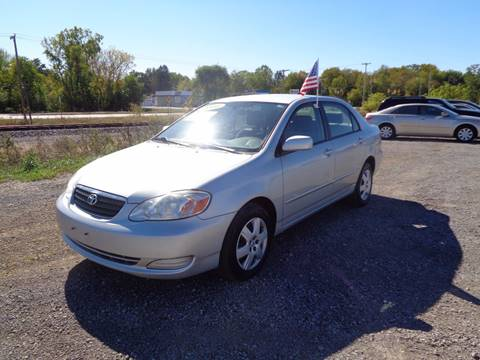 2005 Toyota Corolla for sale in Jackson, MI