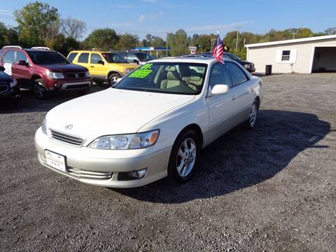 2001 Lexus ES 300 for sale in Jackson, MI