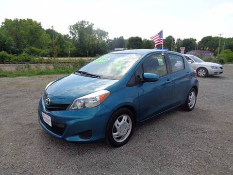 2013 Toyota Yaris for sale in Jackson, MI