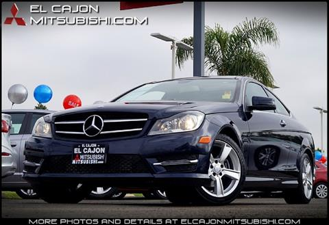 2014 Mercedes-Benz C-Class for sale in San Diego, CA