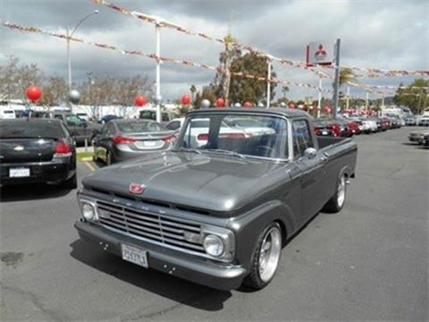 1963 Ford F-100 for sale in San Diego, CA