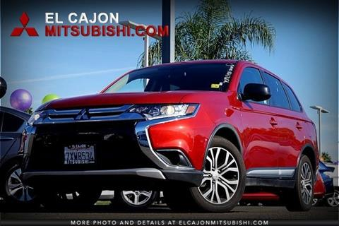 2017 Mitsubishi Outlander for sale in San Diego, CA