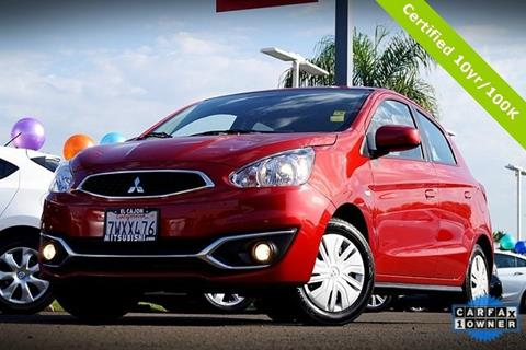 2017 Mitsubishi Mirage for sale in San Diego, CA