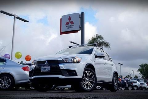 2017 Mitsubishi Outlander Sport for sale in San Diego, CA
