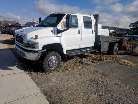 2005 GMC TC5500 for sale in American Falls, ID