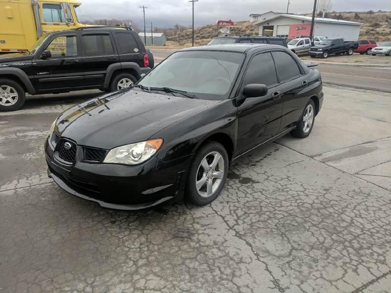 2007 Subaru Impreza 2.5 i In American Falls ID - ABC AUTO CLINIC