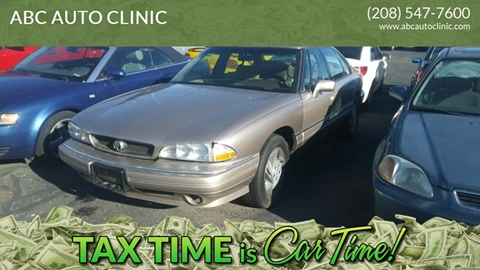 1995 Pontiac Bonneville for sale in Chubbuck, ID