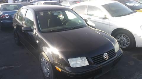 2001 Volkswagen Jetta for sale in Chubbuck, ID