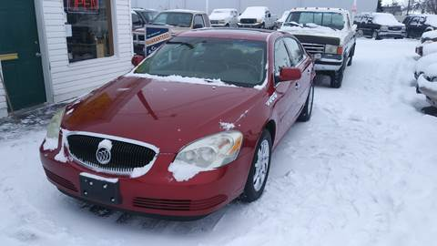 2006 Buick Lucerne for sale at ABC AUTO CLINIC - Chubbuck in Chubbuck ID
