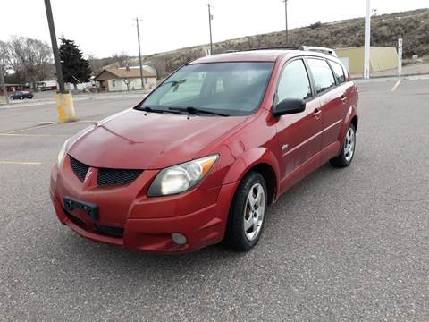 2003 Pontiac Vibe for sale in American Falls, ID