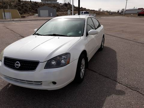 2006 Nissan Altima for sale at ABC AUTO CLINIC in American Falls ID