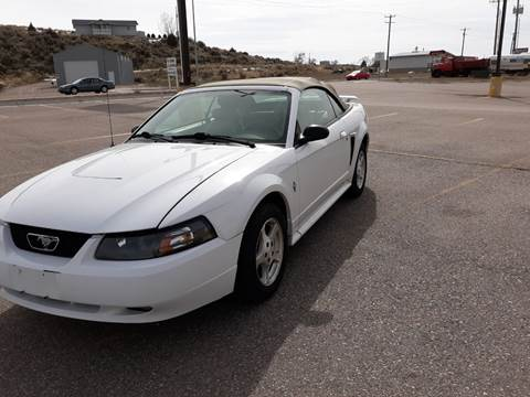 2003 Ford Mustang for sale at ABC AUTO CLINIC in American Falls ID