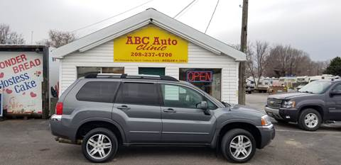 2004 Mitsubishi Endeavor XLS for sale at ABC AUTO CLINIC - Chubbuck in Chubbuck ID