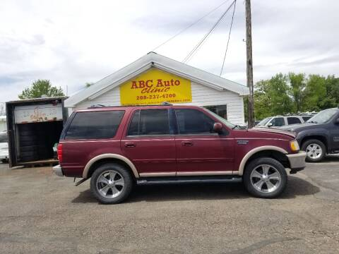 1997 Ford Expedition for sale at ABC AUTO CLINIC - Chubbuck in Chubbuck ID