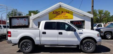 2004 Ford F-150 for sale at ABC AUTO CLINIC - Chubbuck in Chubbuck ID