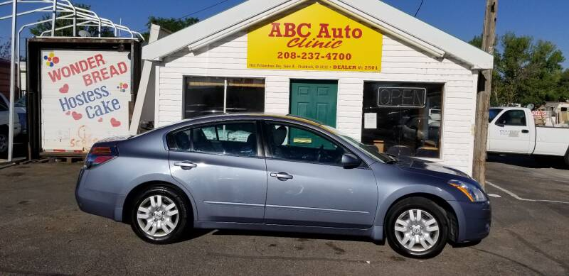 2011 Nissan Altima for sale at ABC AUTO CLINIC - Chubbuck in Chubbuck ID