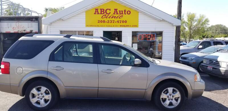 2005 Ford Freestyle for sale at ABC AUTO CLINIC - Chubbuck in Chubbuck ID