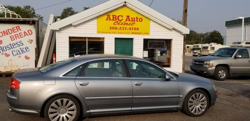 2006 Audi A8 L for sale at ABC AUTO CLINIC - Chubbuck in Chubbuck ID