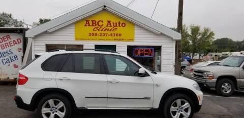 2009 BMW X5 for sale at ABC AUTO CLINIC - Chubbuck in Chubbuck ID