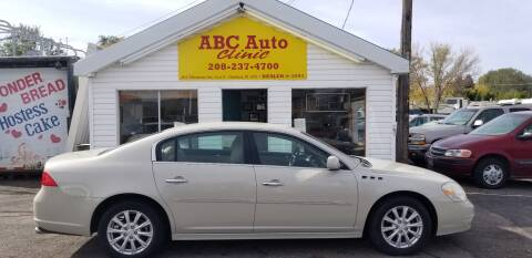 2011 Buick Lucerne for sale at ABC AUTO CLINIC - Chubbuck in Chubbuck ID