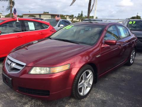 2006 Acura TL for sale in Lake Worth, FL