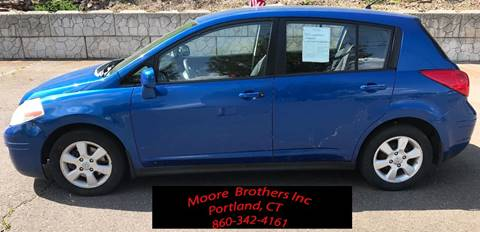 2007 Nissan Versa for sale in Portland, CT