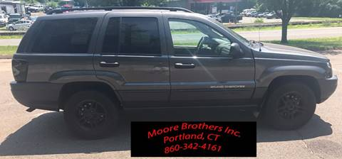 2003 Jeep Grand Cherokee for sale in Portland, CT