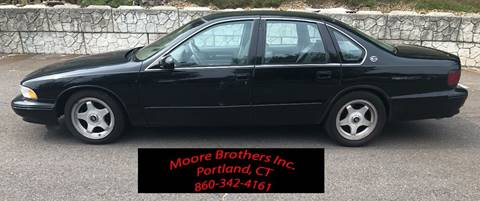 1996 Chevrolet Impala for sale in Portland, CT