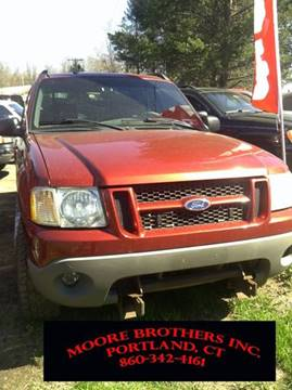 2002 Ford Explorer Sport Trac for sale in Portland, CT