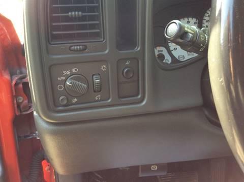2004 Chevrolet Silverado 1500 SS