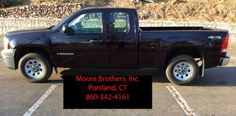 2009 GMC Sierra 1500 for sale in Portland, CT