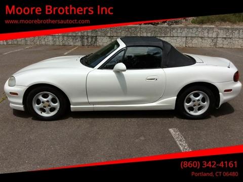 1999 Mazda MX-5 Miata for sale in Portland, CT