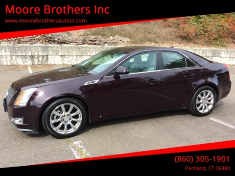 2009 Cadillac CTS for sale in Portland, CT