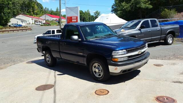 2002 Chevrolet Silverado 1500 for sale at Moore Brothers Inc in Portland CT