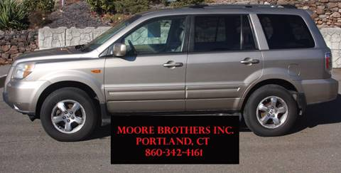 2006 Honda Pilot for sale in Portland, CT