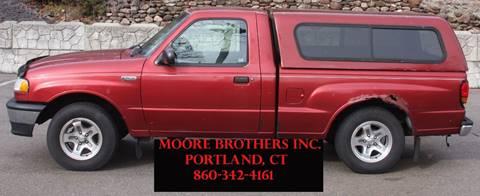 1999 Mazda B-Series Pickup for sale in Portland, CT