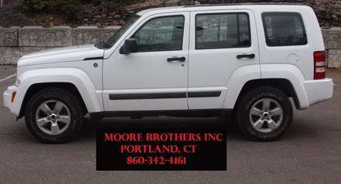 2012 Jeep Liberty for sale in Portland, CT