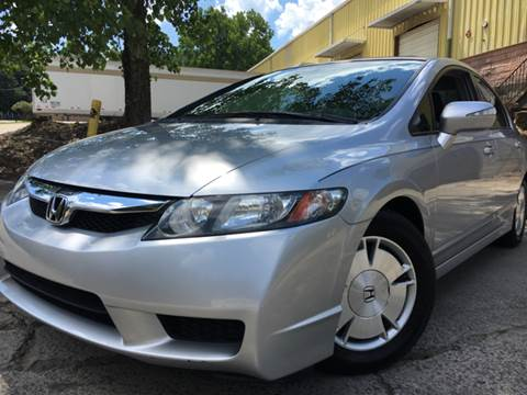 2010 Honda Civic for sale in Marietta, GA
