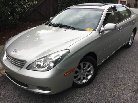 2004 Lexus ES 330 for sale in Marietta, GA